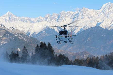 The Haute Pursuit Chamonix Experience