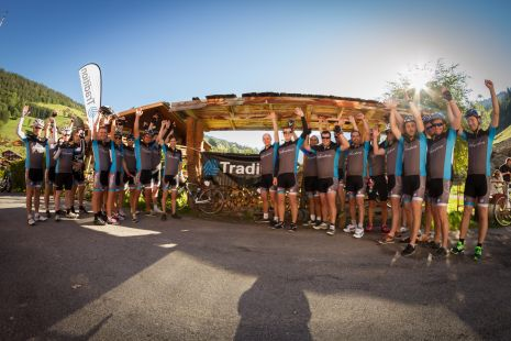 Tradition Team Cycle Challenge La CLusaz