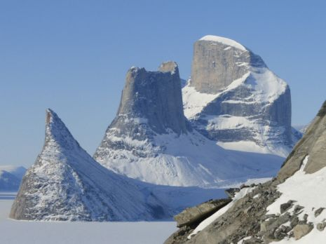Baffin Island Ski Expedition