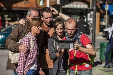 Rallye GPS Chamonix Surprise!!!