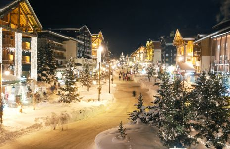 Ski Incentives and Christmas Events