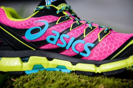 HAUTE PURSUIT AND ASICS BEAT THE SUN