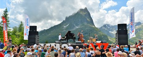 COSMO JAZZ FESTIVAL REACHES NEW HEIGHTS